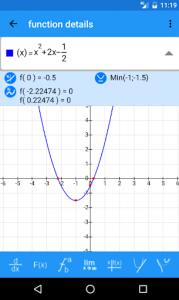 اسکرین شات برنامه Mathematics 3