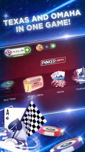 اسکرین شات بازی Poker Texas Holdem Live Pro 3