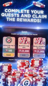 اسکرین شات بازی Poker Texas Holdem Live Pro 7