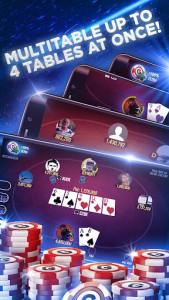 اسکرین شات بازی Poker Texas Holdem Live Pro 4