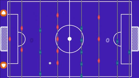 اسکرین شات برنامه فوتبال دستی حرفه ای 3