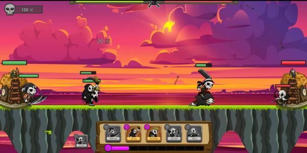 اسکرین شات بازی نبرد ارواح 4