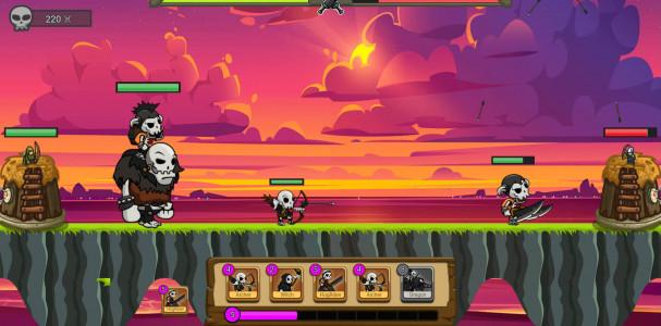 اسکرین شات بازی نبرد ارواح 3