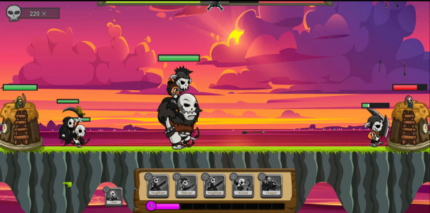 اسکرین شات بازی نبرد ارواح 2