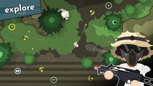 اسکرین شات بازی Silo's Airsoft Royale 4