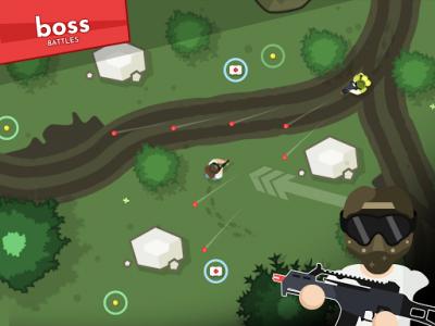 اسکرین شات بازی Silo's Airsoft Royale 6