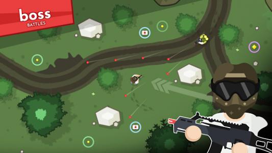 اسکرین شات بازی Silo's Airsoft Royale 2