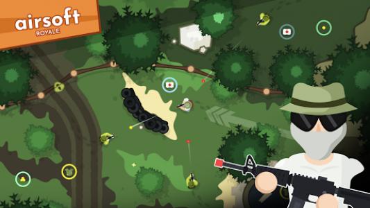 اسکرین شات بازی Silo's Airsoft Royale 1