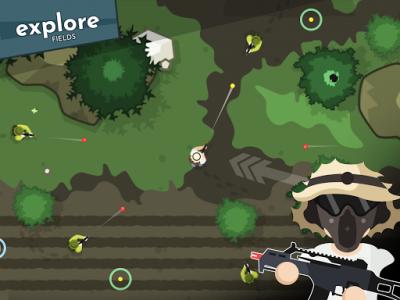 اسکرین شات بازی Silo's Airsoft Royale 8
