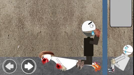 اسکرین شات بازی قاتل اوریگامی 3