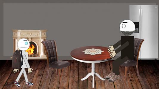 اسکرین شات بازی قاتل اوریگامی 5