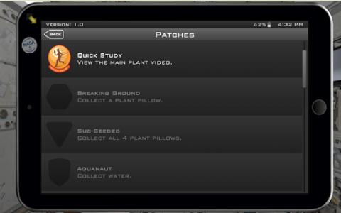 اسکرین شات بازی NASA Science Investigations: Plant Growth 6