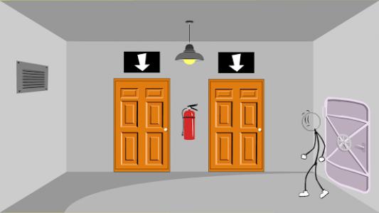 اسکرین شات بازی Stick Jailbreak 2019 : Funny Escape Simulation 7