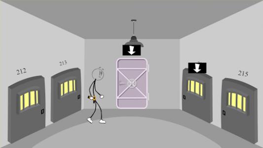 اسکرین شات بازی Stick Jailbreak 2019 : Funny Escape Simulation 3