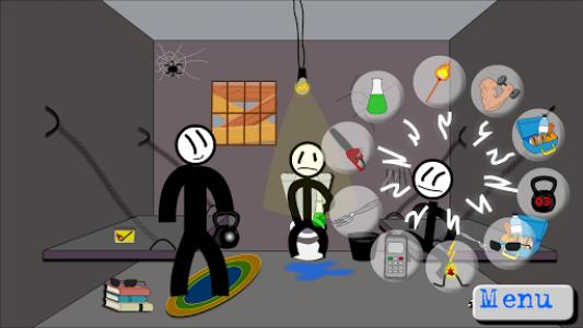 اسکرین شات بازی Stickman Jailbreak 5 : Funny Escape Simulation 1