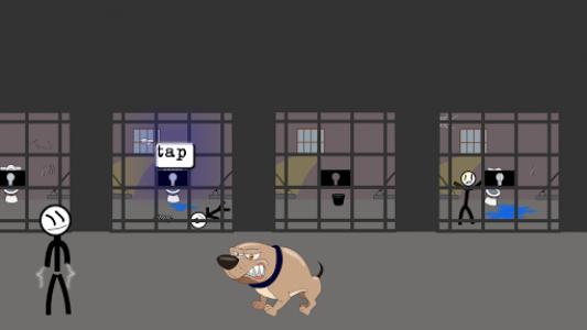اسکرین شات بازی Stickman Jailbreak 5 : Funny Escape Simulation 8