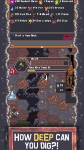 اسکرین شات بازی Idle Well: Dig a Mine 6