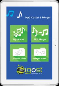 اسکرین شات برنامه Mp3 Cutter & Merger 8