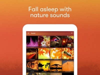 اسکرین شات برنامه Meditation & Relaxation Music: Calm Sleep Sounds 7