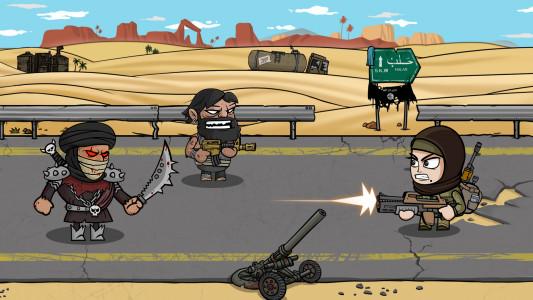 اسکرین شات بازی مدافعان آزادی 6