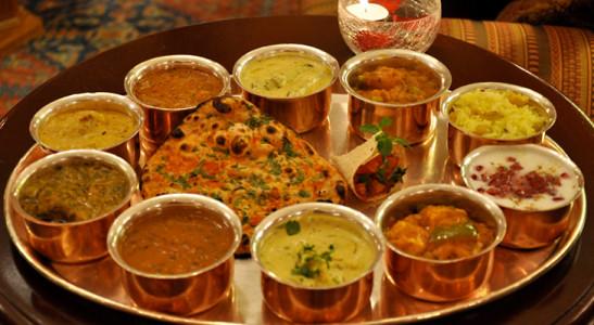 اسکرین شات برنامه غذاهای هندی 4