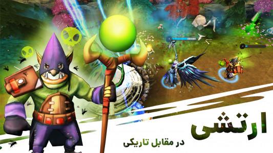 اسکرین شات بازی قهرمانان سیستان: مبارز 4