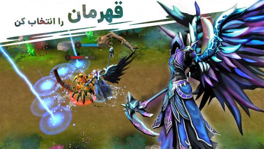 اسکرین شات بازی قهرمانان سیستان: مبارز 1