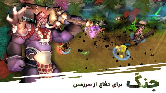 اسکرین شات بازی قهرمانان سیستان: مبارز 2