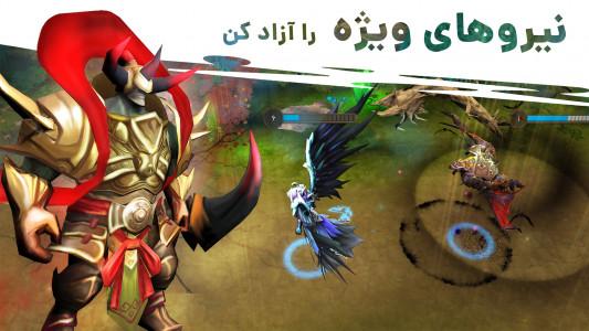 اسکرین شات بازی قهرمانان سیستان: مبارز 3