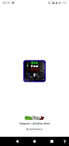 اسکرین شات برنامه جی تی ای فن 2