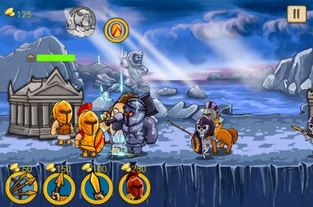 اسکرین شات بازی قهرمانان علیه شیاطین 6