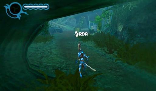 اسکرین شات بازی آواتار 3