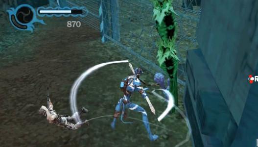 اسکرین شات بازی آواتار 4