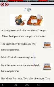 اسکرین شات برنامه آموزش انگلیسی 1 8