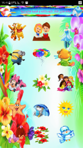 اسکرین شات برنامه ترانه های شاد کودکانه قصه های زیبا 97 3