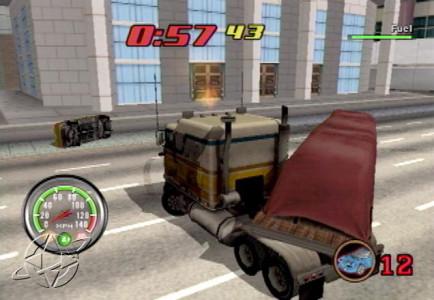 اسکرین شات بازی کامیون سواران در جاده 3