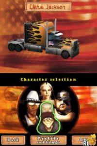 اسکرین شات بازی کامیون سواران در جاده 1