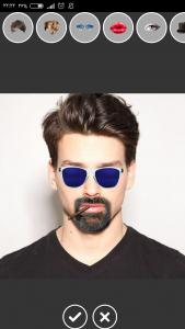 اسکرین شات برنامه تغییر چهره طبیعی 3