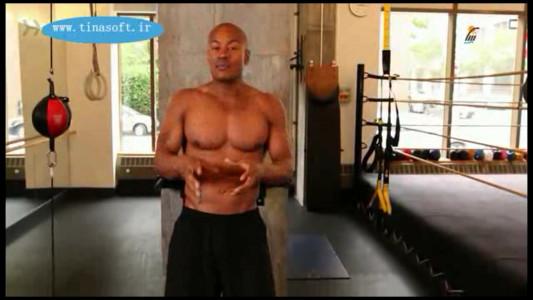 اسکرین شات برنامه تمرینات قفسه سینه در بدن سازی 7
