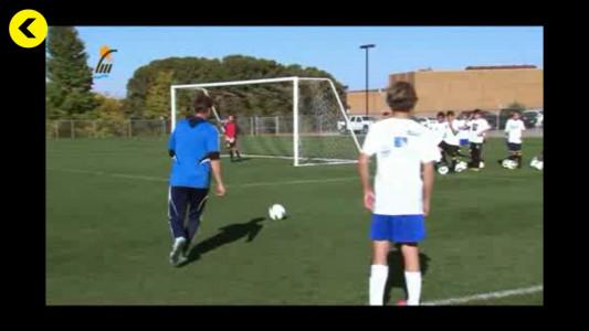 اسکرین شات برنامه آموزش تمرینات و مهارت های فوتبال 3