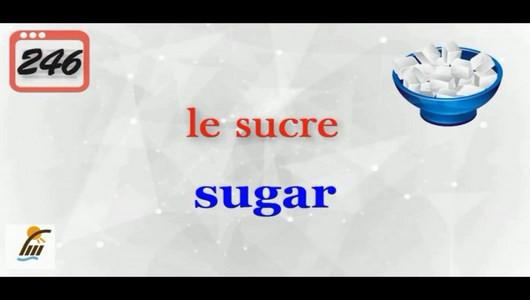 اسکرین شات برنامه آموزش 500 لغت رایج در زبان فرانسوی 6