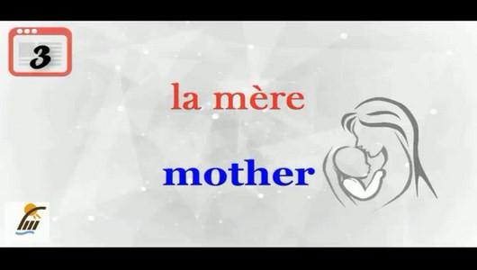 اسکرین شات برنامه آموزش 500 لغت رایج در زبان فرانسوی 2
