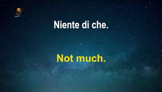 اسکرین شات برنامه آموزش زبان ایتالیایی در خواب 9