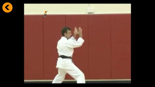 اسکرین شات برنامه آموزش کاراته 5