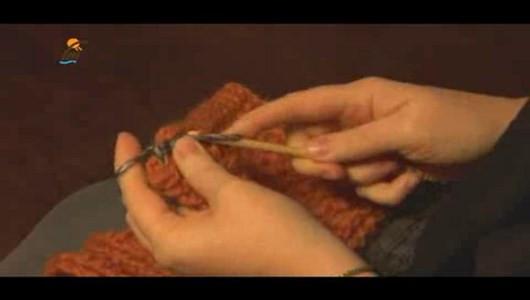 اسکرین شات برنامه آموزش بافندگی و قلاب بافی 7