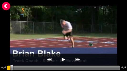 اسکرین شات برنامه آموزش نکات ورزش دو و میدانی (فیلم) 3