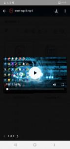 اسکرین شات برنامه ویدیارد 10