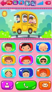 اسکرین شات بازی تلفن کودک(موبایل کودک) 1