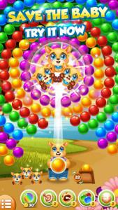 اسکرین شات بازی Bubble Shooter 2