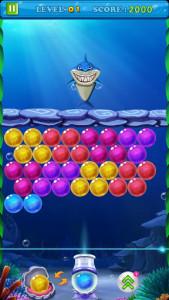 اسکرین شات بازی Bubble Shooter 8